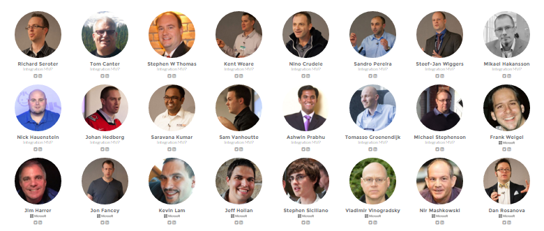INTEGRATE 2016 - Speakers