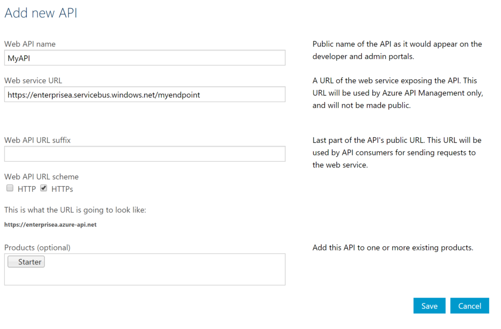 Add New API Publisher Portal