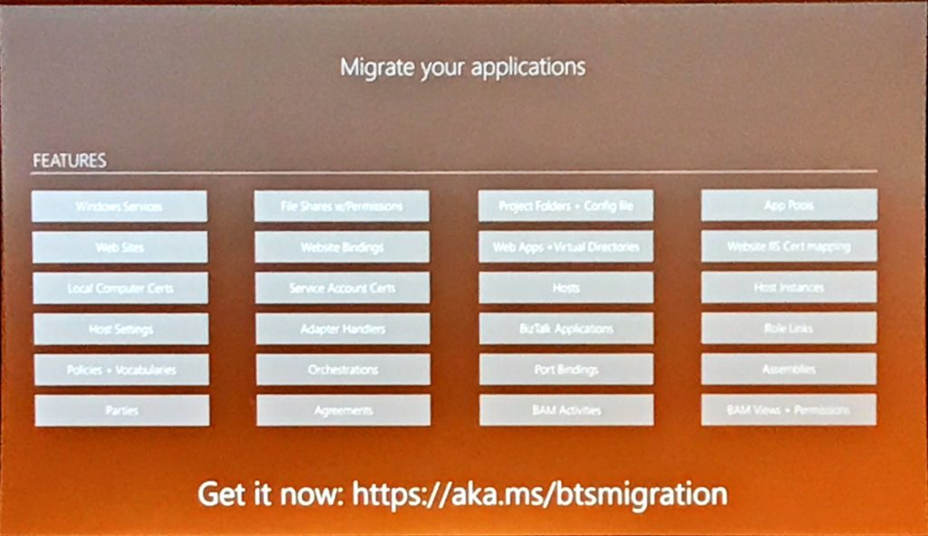 migrating enterprise applications